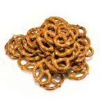 mini pretzel